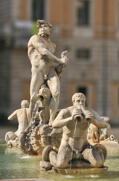 Roma Piazza Navonna