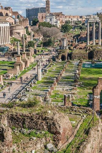ROMA 3: ROMA ANTIGA