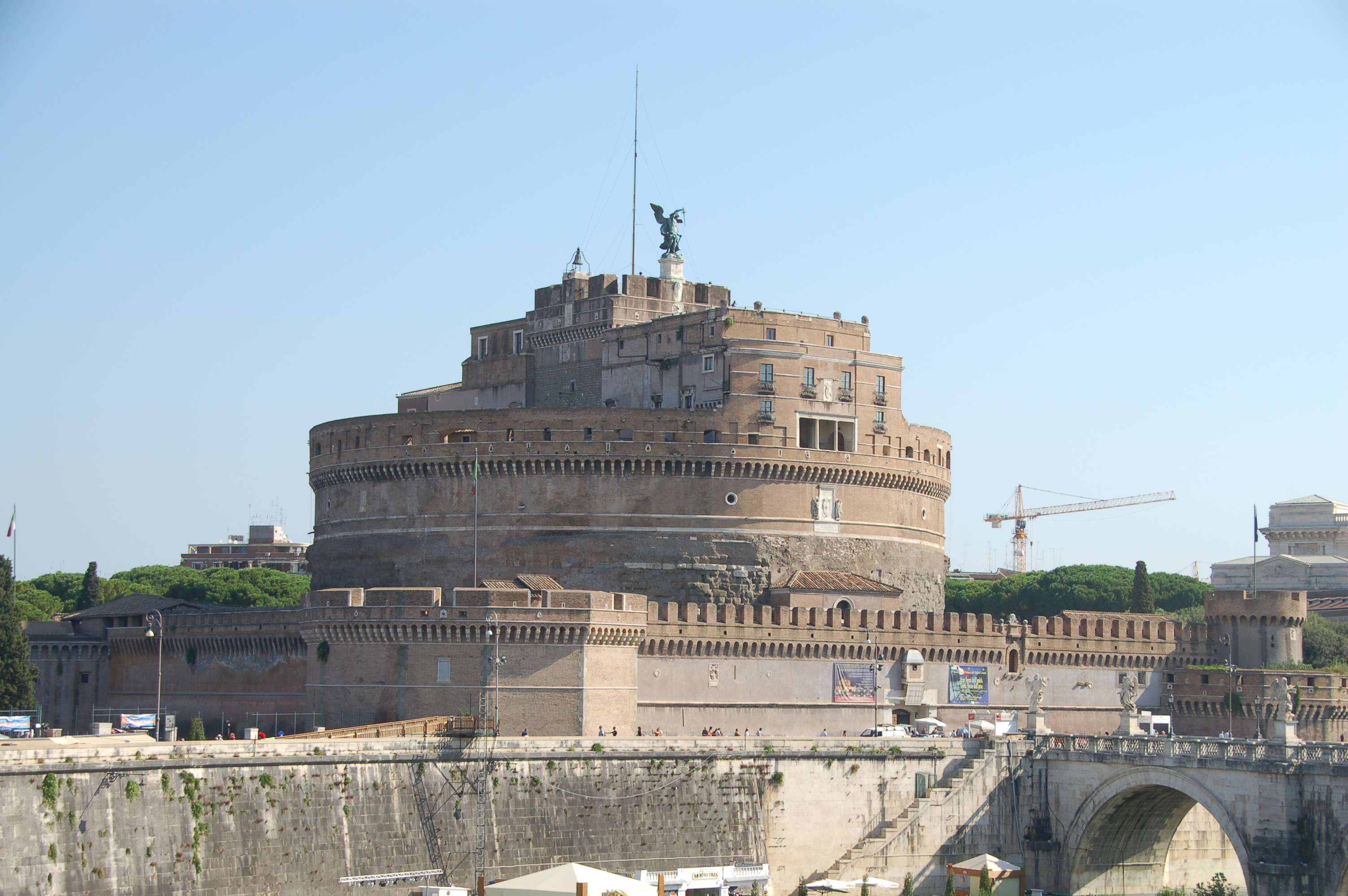 Roma Castello Sant'Angelo