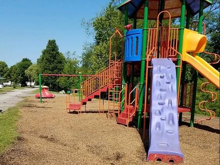 Paul McGregor Park Playground Closed To Public Use