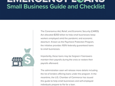 U.S. Chamber of Commerce Releases Guide for Small Businesses
