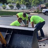 Borough Public Works Department