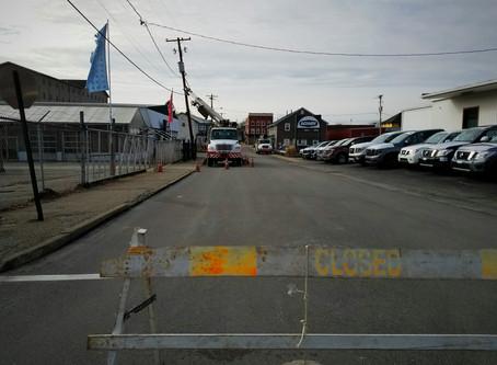 Street Closures: North 11th & Virginia Ave