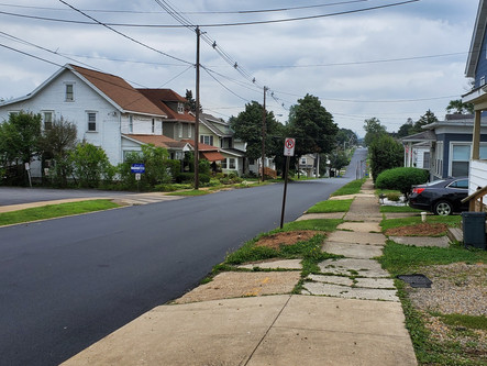 2021 Contracted Paving Completed!