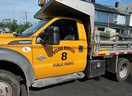 Borough Public Works Truck