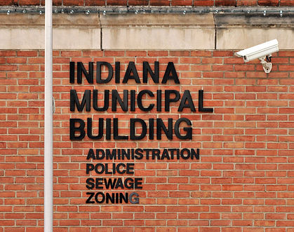 Indiana PA Borough Municipal Building