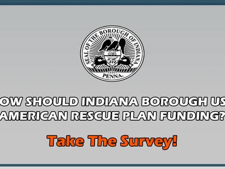 American Rescue Plan (ARP) Community Survey