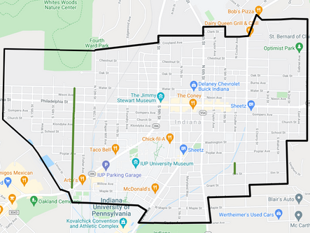 13th Street To Be Paved Starting 8/24