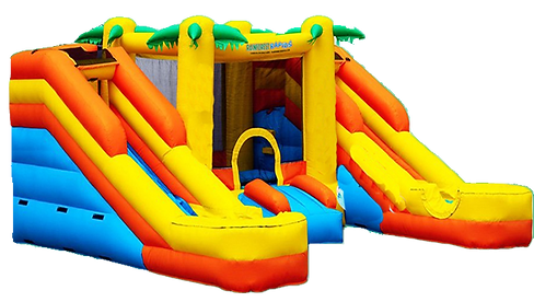 Toddler Combo Bounce House