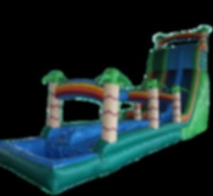 giant inflatable water slide rentals in az