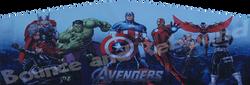 Avengers Superheroes Bounce House