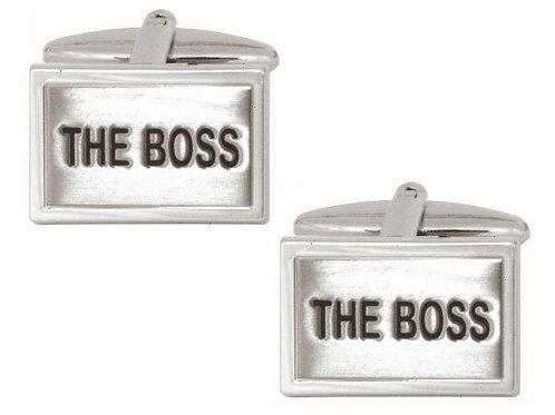 The Boss Cufflinks