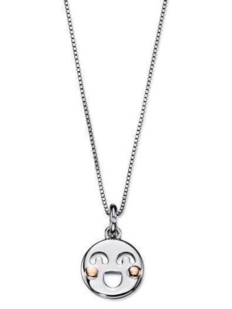 Smiley Emoji Necklace