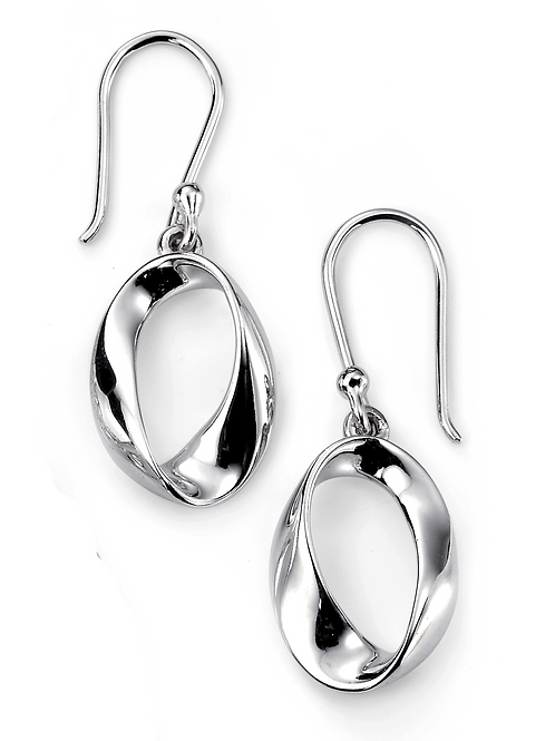 Sterling Silver Curved Droppers