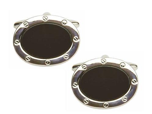 Black Onyx Cufflinks