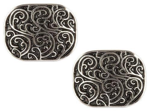 Intricate Scroll Cufflinks