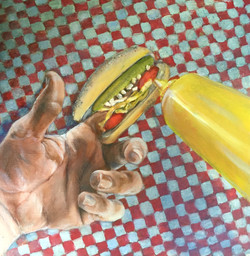 2016_Sausage Fingers