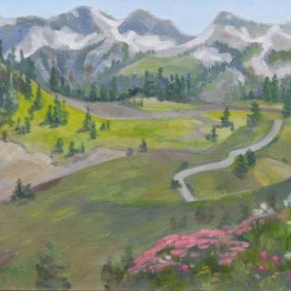 Carol Sandor_Rainier Meadow, 11 x 14.jpg