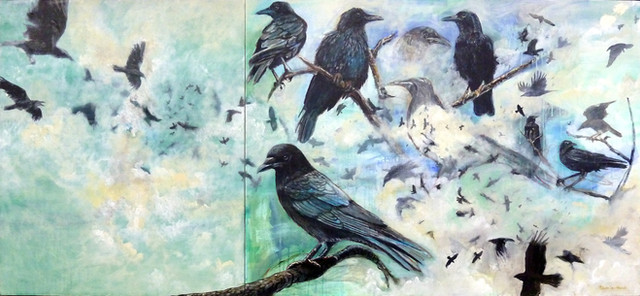 One Crow Called
