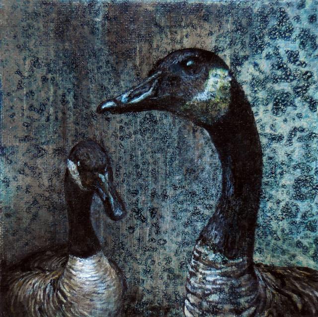 Canada Geese, No. 2
