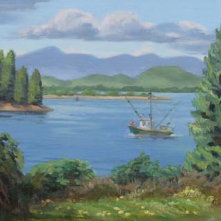 Carol Sandor_BC Trawler, 14 x 18.jpeg
