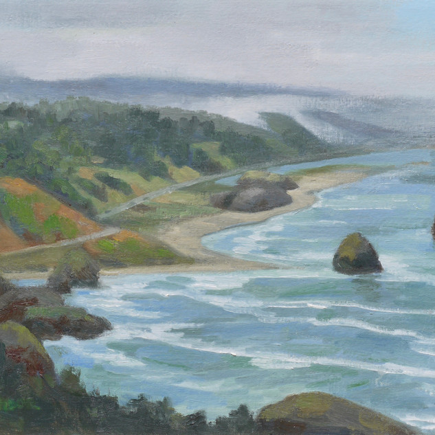 PCH Seascape near Coos Bay