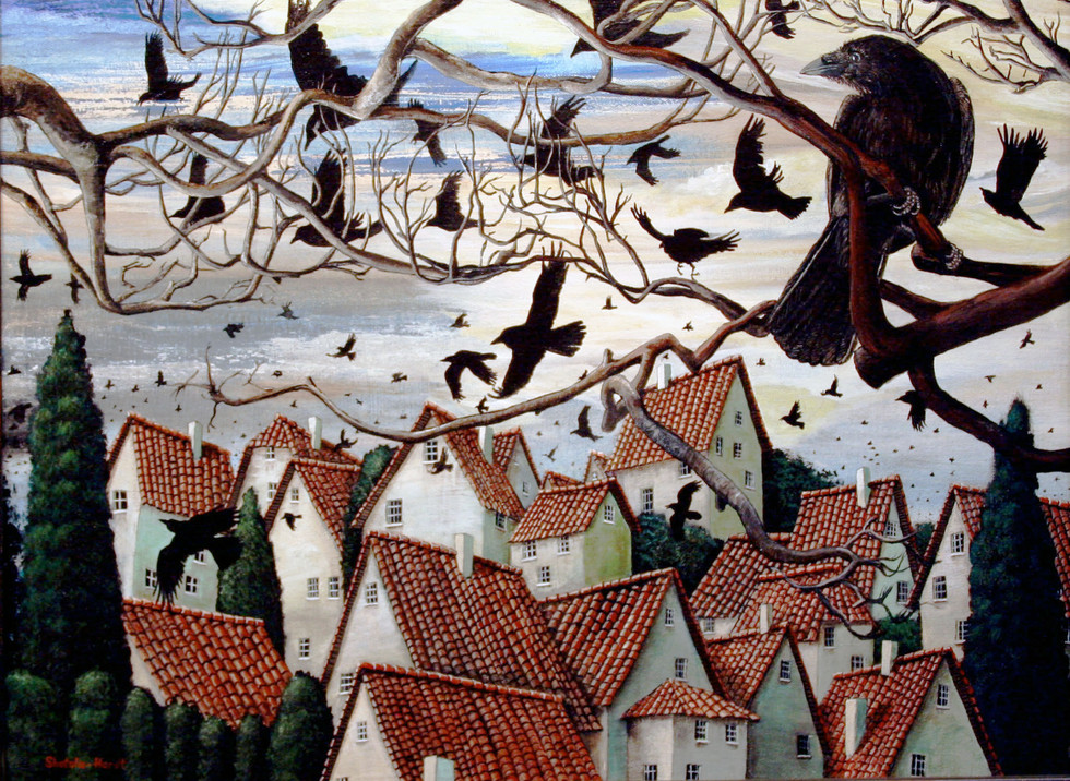 Munich Crow Incident