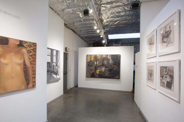 Blackfish Gallery view