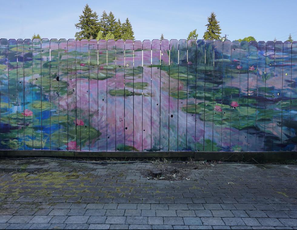 Monet's Water Lillies