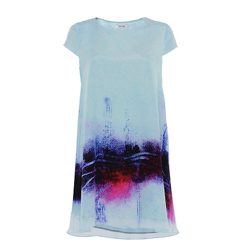 Lulu Hayes Graffiti Shift Dress