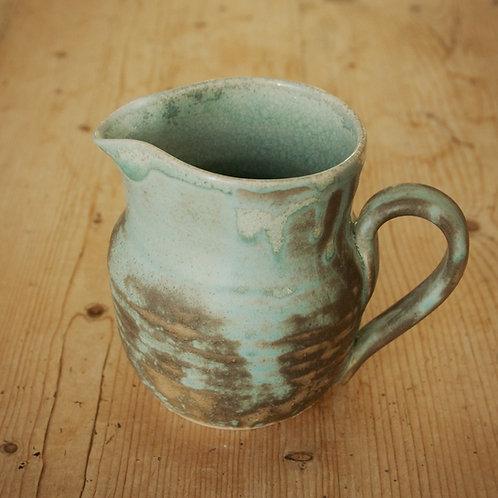 Judith Swannell Ceramic CP Green Jug
