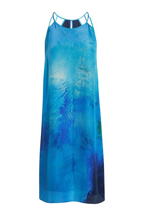 Lulu Hayes Oceanic Eelco Midi Dress