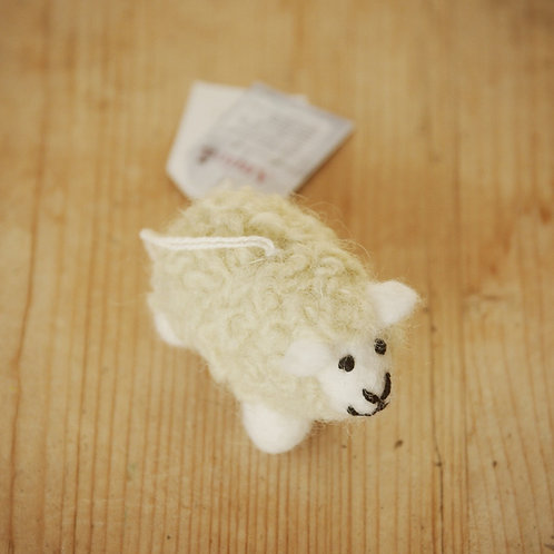 Small Felt Sheep