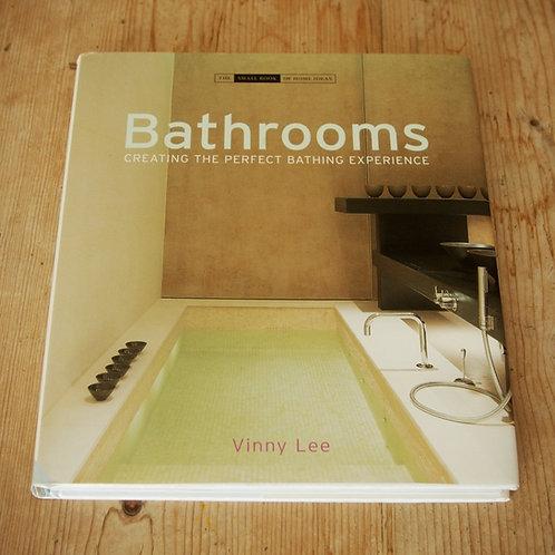 Bathrooms, a book by Vinny Lee