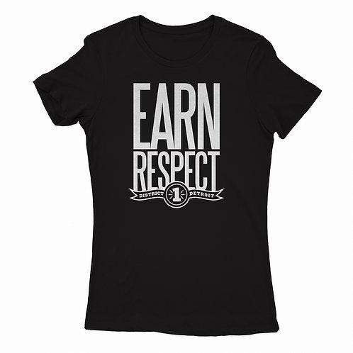 Womens Earn Respect