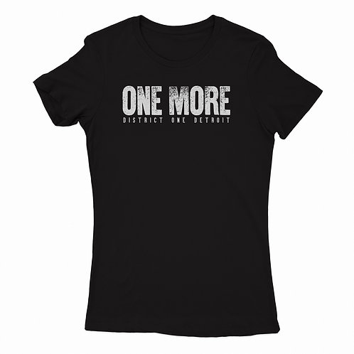 Womens One More