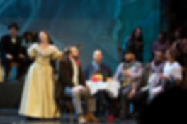 Heartland Opera La Boheme - Act II Muset
