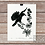 Thumbnail: Crow and Black Delphiniums
