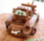 Mater Cake τουρτα Μπάρμπας Cars
