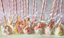 French themed cake pops 1 smaller