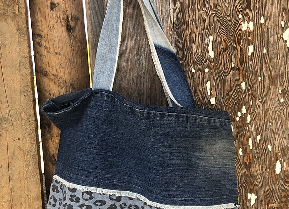 Jeans Shopping bag Style 7