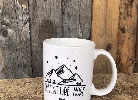 Mug! Adventure more
