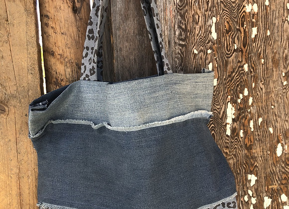 Jeans Shopping bag Style 1