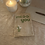Thumbnail: Embroidered Postcards. Miss you 1