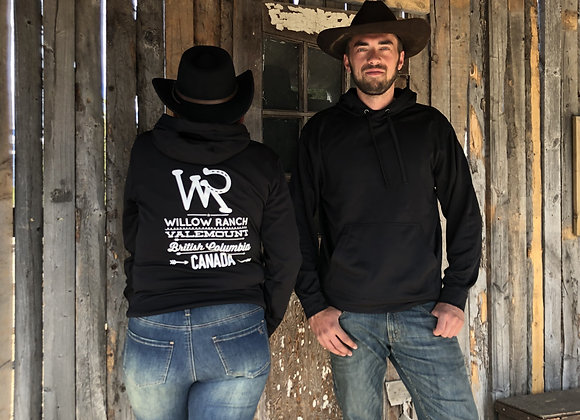 Willow Ranch Hoodie black