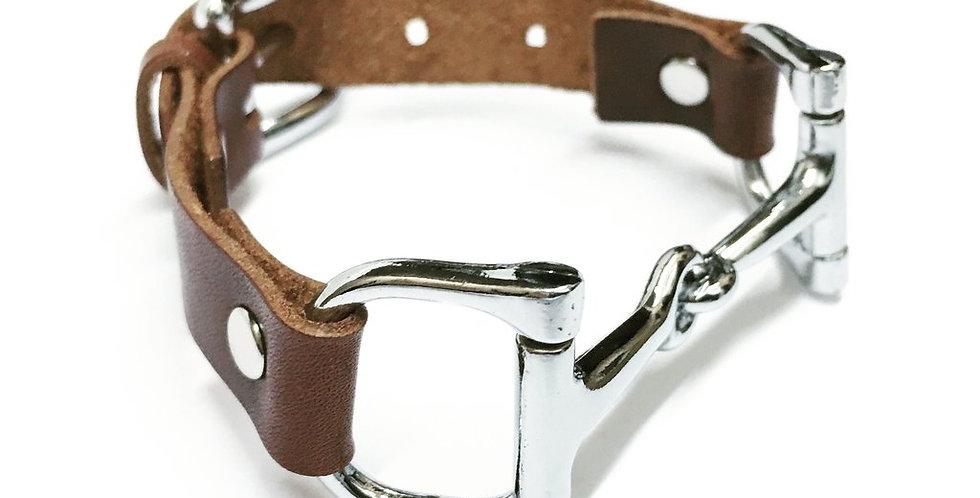 Womens Handmade Leather Bracelet