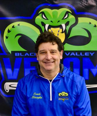 U18: Coach Jim Bisceglia