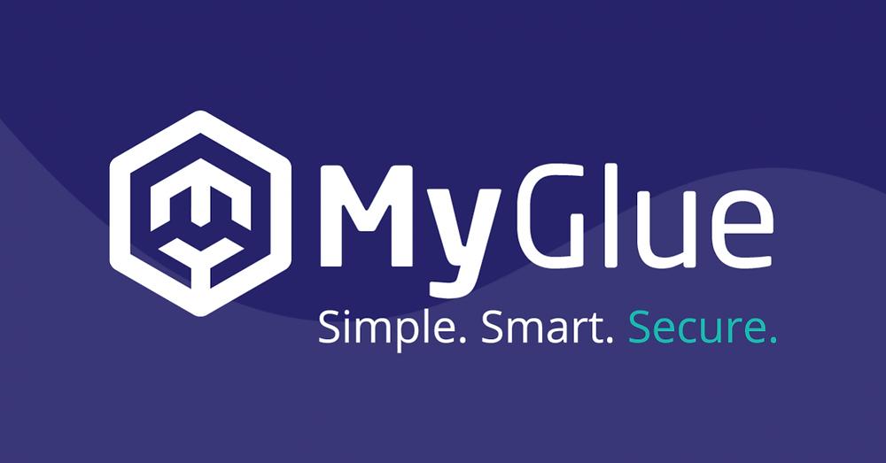 MyGlue logo