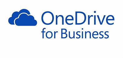 Microsoft One Drive for Business logo