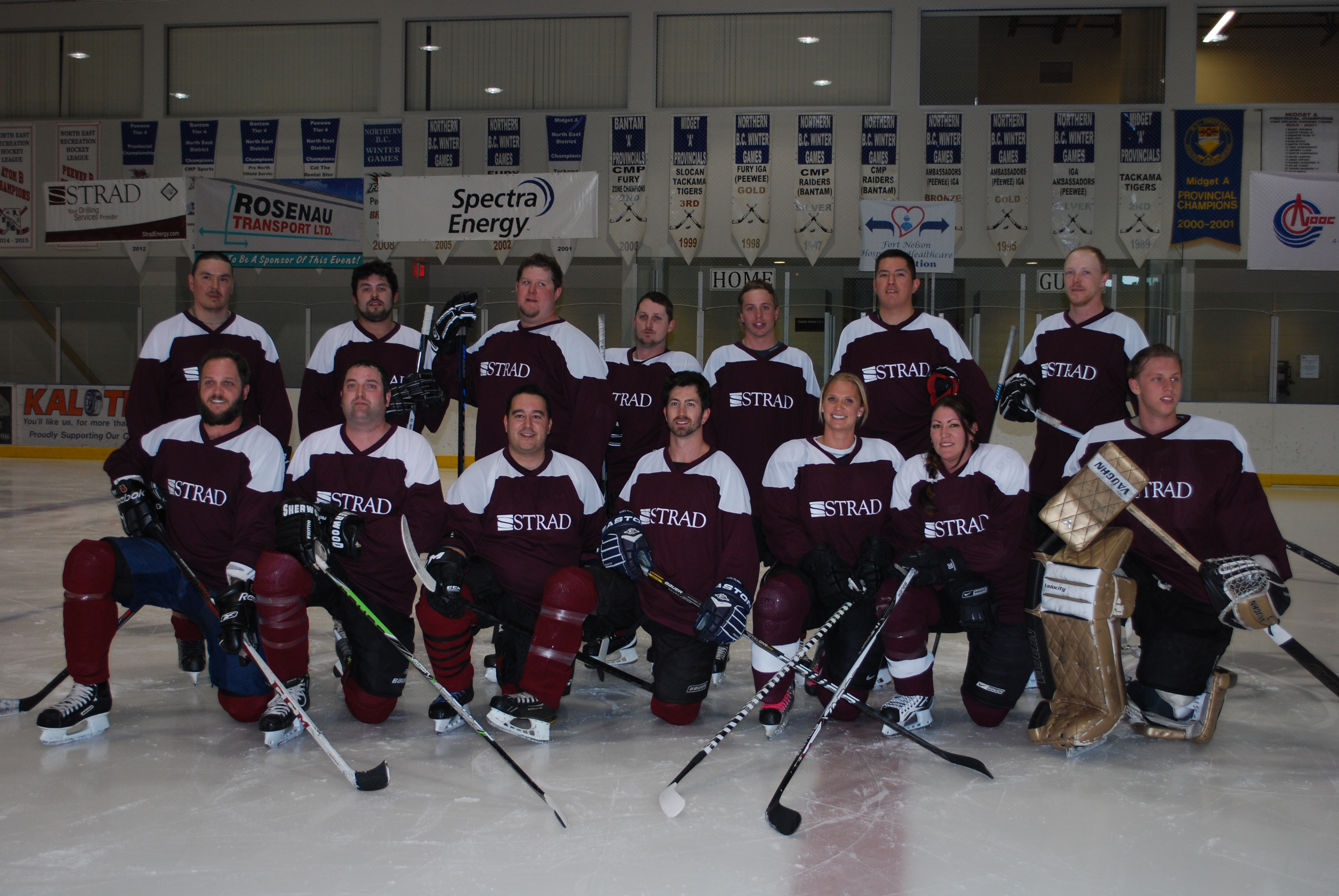 Strad Team Photo